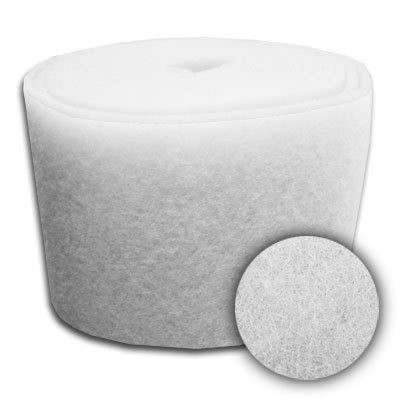 24x7/8 Sure-Fit White Dry 10oz 90Ft Roll