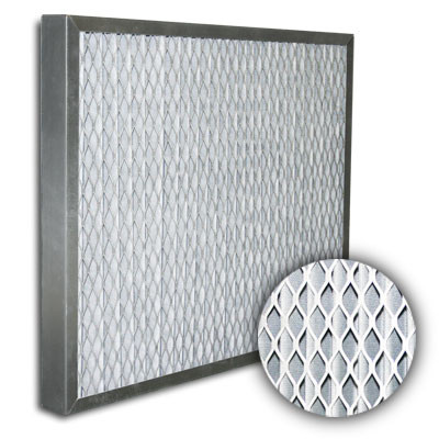 16x16x2 Titan-Flo Galvanized Frame High Efficiency Impact Element w/Felt
