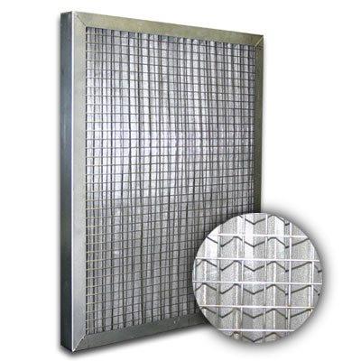 Titan-Flo Aluminum Frame Pleated 100 Mesh Industrial Panel