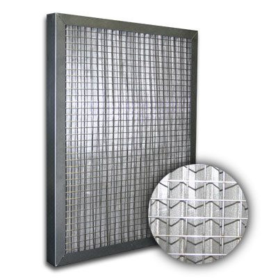 Titan-Flo Galvanized Frame Pleated 100 Mesh Industrial Panel