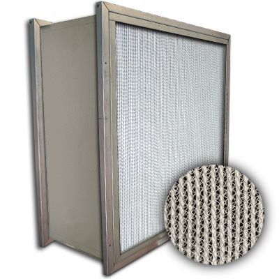 Puracel ASHRAE 95% High Capacity Box Filter Double Header 24x24x12