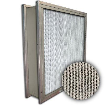 Puracel ASHRAE 85% High Capacity Box Filter Double Header 18x24x6