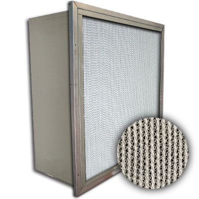 Puracel ASHRAE 65% High Capacity Box Filter Single Header 24x24x12