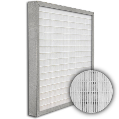 SuperFlo Max ASHRAE 85% (MERV 13) Metal Cell Frame Mini Pleat Filter 24x24x2