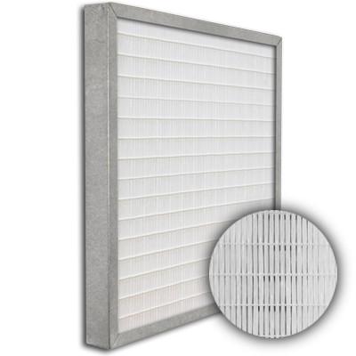 SuperFlo Max ASHRAE 65% (MERV 11/12) Metal Cell Frame Mini Pleat Filter 16x25x2
