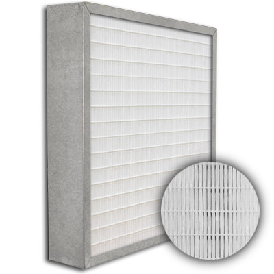 SuperFlo Max ASHRAE 45% (MERV 8/9) Metal Cell Frame Mini Pleat Filter 16x20x4