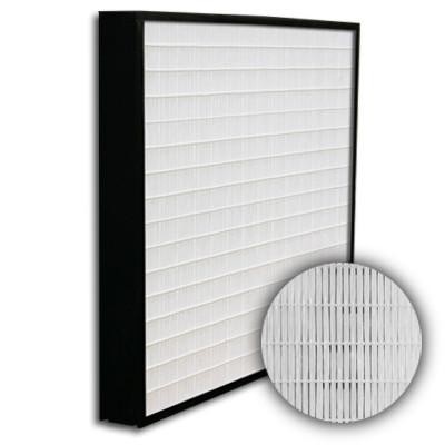 SuperFlo Max ASHRAE 95% (MERV 14/15) Plastic Frame Mini Pleat Filter 24x24x2