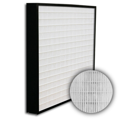 SuperFlo Max ASHRAE 45%  (MERV 8/9) Plastic Frame Mini Pleat Filter 20x20x2