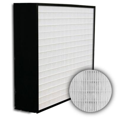 SuperFlo Max ASHRAE 45%  (MERV 8/9) Plastic Frame Mini Pleat Filter 20x24x6