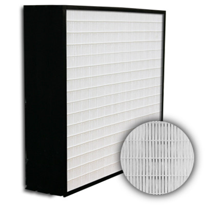 SuperFlo Max ASHRAE 45%  (MERV 8/9) Plastic Frame Mini Pleat Filter 20x25x6