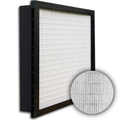SuperFlo Max ASHRAE 95% (MERV 14/15) Plastic Frame Single Header Mini Pleat Filter 24x24x4