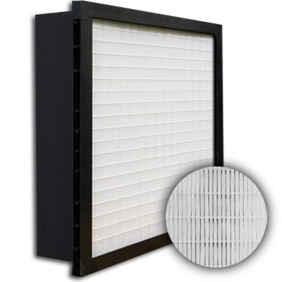 SuperFlo Max ASHRAE 95% (MERV 14/15) Plastic Frame Single Header Mini Pleat Filter 16x25x6