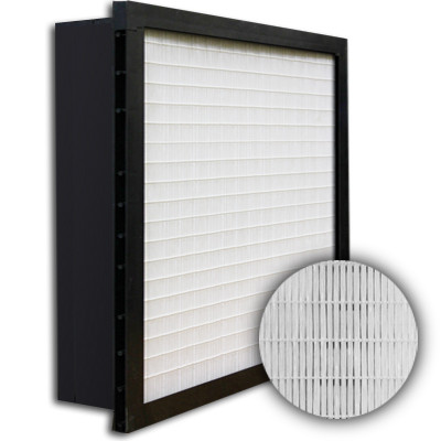 SuperFlo Max ASHRAE 45% (MERV 8/9) Plastic Frame Single Header Mini Pleat Filter 20x20x6