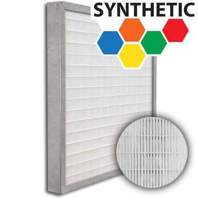 SuperFlo Max Synthetic ASHRAE 65% (MERV 11/12) Metal Cell Frame Mini Pleat Filter 20x25x2