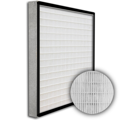 SuperFlo Max HEPA 99.999% Metal Cell Gasket Up Stream Frame Mini Pleat Filter 12x24x2