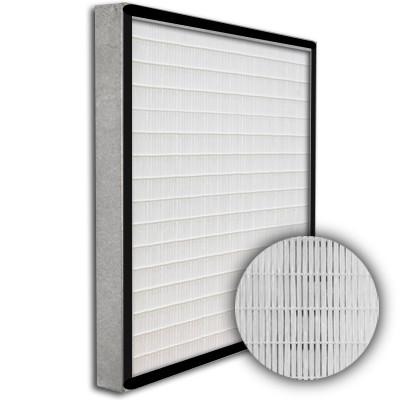 SuperFlo Max HEPA 99.999% Metal Cell Gasket Up Stream Frame Mini Pleat Filter 24x24x2