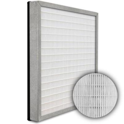 SuperFlo Max HEPA 99.999% Metal Cell Gasket Down Stream Frame Mini Pleat Filter 20x25x2