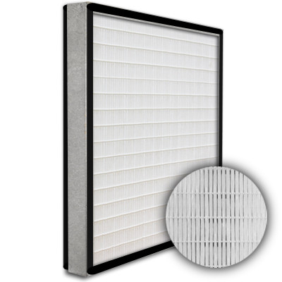SuperFlo Max HEPA 99.99% Metal Cell Gasket Both Sides Frame Mini Pleat Filter 24x24x2
