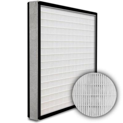 SuperFlo Max HEPA 99.999% Metal Cell Gasket Both Sides Frame Mini Pleat Filter 12x24x2