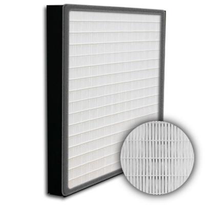 SuperFlo Max HEPA 99.97% Plastic Frame Gasket Up Stream Mini Pleat Filter 20x20x2