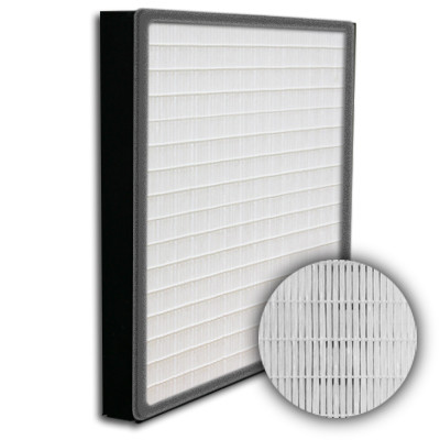SuperFlo Max HEPA 99.999% Plastic Frame Gasket Up Stream Mini Pleat Filter 12x24x2