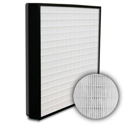 SuperFlo Max HEPA 99.99% Plastic Frame Gasket Down Stream Mini Pleat Filter 24x24x2