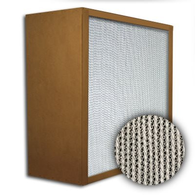 Puracel ASHRAE 95%  Particle Board High Capacity Box Filter 24x24x12