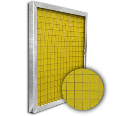 Titan-Frame Stainless Steel Pad Holding Frame w/Gate 20x30x1