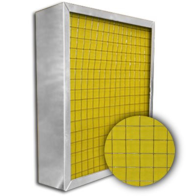 Titan-Frame Stainless Steel Pad Holding Frame w/Gate 16x25x4