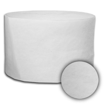 48x1/4 Sure-Fit Poly Dual Density White Dry 200Ft Roll