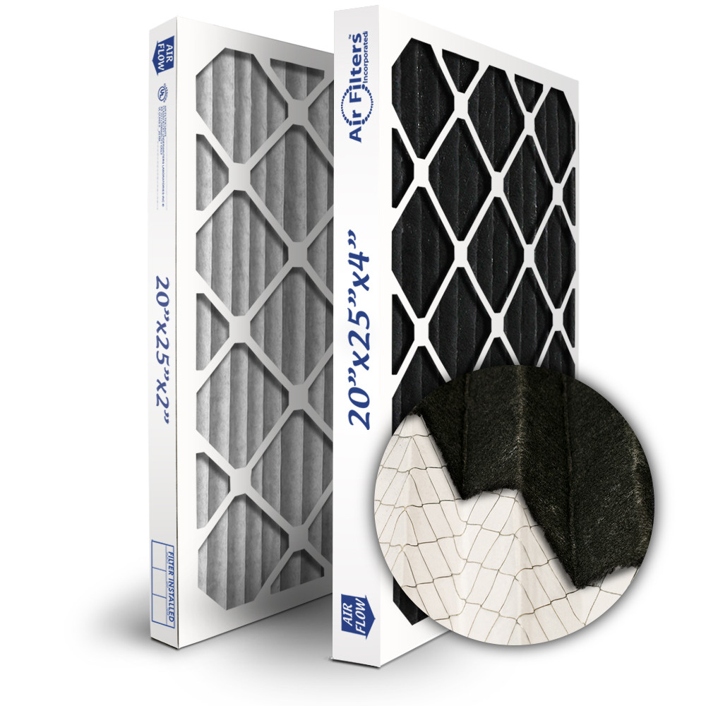 Astro-Sorb PLUS Carbon Merv 13 Expanded Metal Pleated