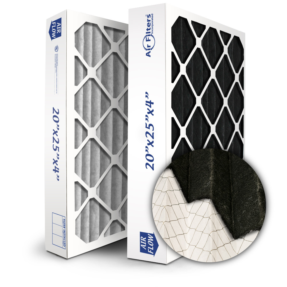 Astro-Sorb Carbon Merv 8 Expanded Metal Pleated