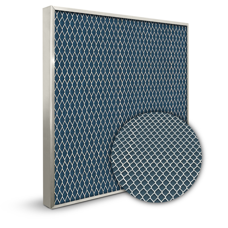 EZ2000 25x25x1 Electrostatic Furnace Filter