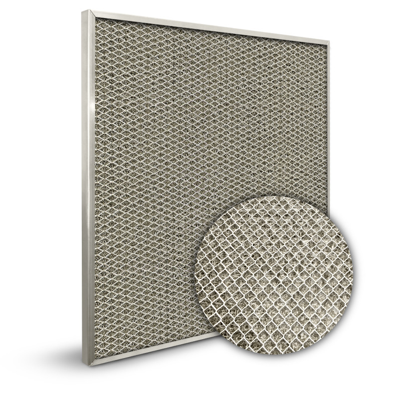 Quik Kleen 16x20x1/2 Aluminum Mesh Filter