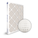 SuperFlo Max ASHRAE 85% (MERV 13) Dia-Cut Card Board Frame Mini Pleat Filter 16x25x2