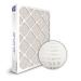 SuperFlo Max ASHRAE 65% (MERV 11/12) Dia-Cut Card Board Frame Mini Pleat Filter 16x25x4