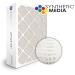 SuperFlo Max Synthetic ASHRAE 65% (MERV 11/12) Dia-Cut Card Board Frame Mini Pleat Filter 16x25x6