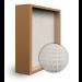 SuperFlo Max ASHRAE 85% (MERV 13) Particle Board Frame Mini Pleat Filter 12x24x6