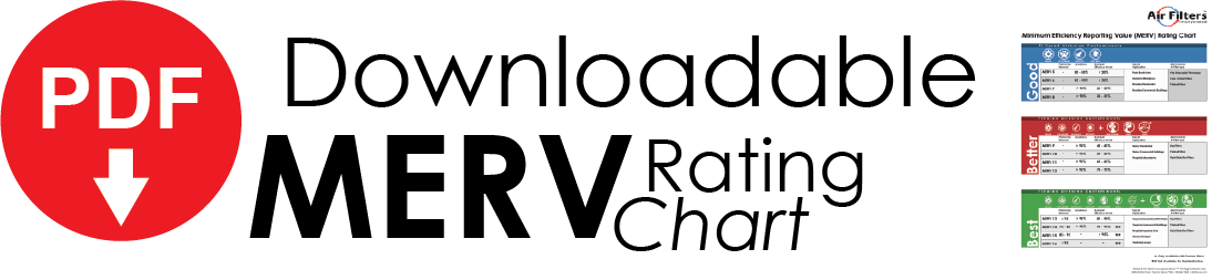 Download MERV Rating Chart