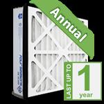 Annual Air Filters