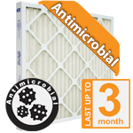 Antimicrobial Air Filters