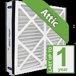 Attic Air Filters